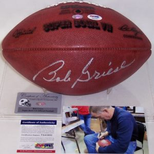 BAS Beckett Authentication Bo Jackson Autographed Hand Signed Official Auburn Leather NCAA Game Model Football